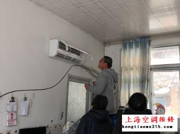 空调漏制冷剂维修处理经验分享